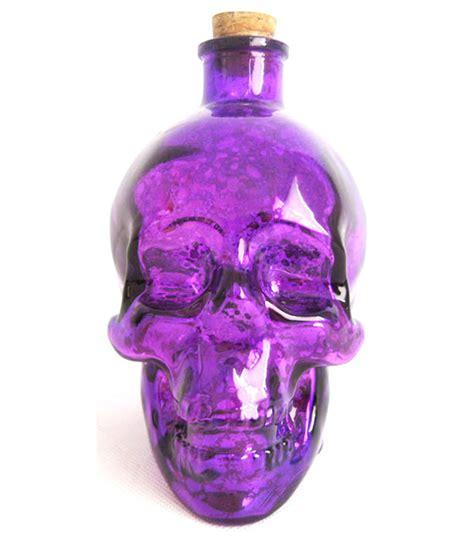 Home Interiors Decorating Catalog Skull Glass Potion Bottle Purp Decor Jo Ann