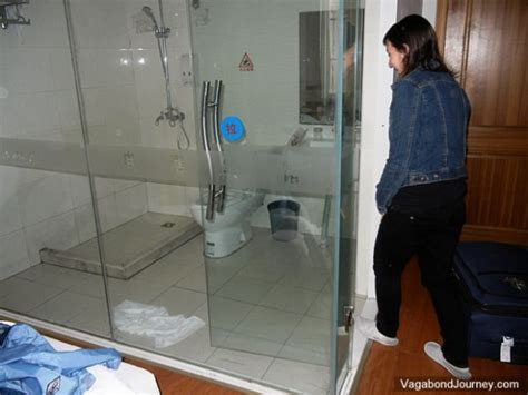 how to see through bathroom glass see through glass bathroom walls in hotels in china