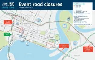 road closures burswood peninsula 28 may park