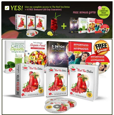 Detox Reviews by Tea Detox Bonus