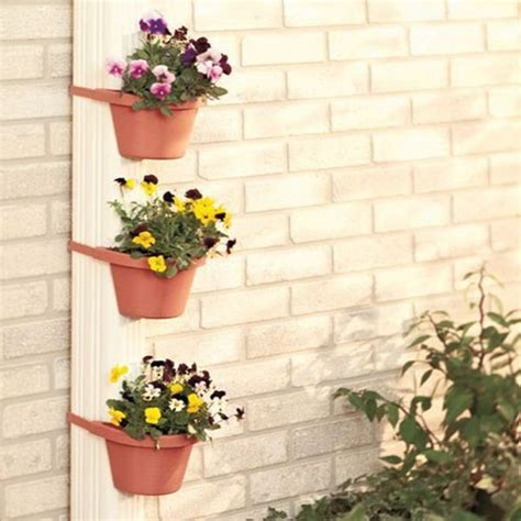 Hanging Vertical Garden Planters Plastic Vertical Hanging Green Wall Garden Planter Buy