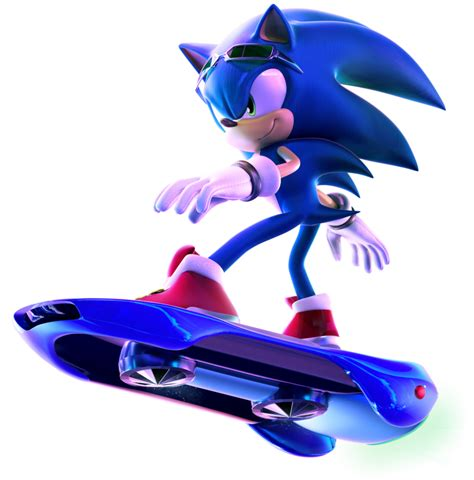 sonic painting free sonic free riders by fentonxd on deviantart