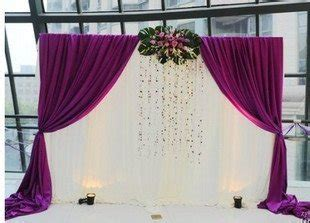 hot sale new arrival white purple ice material wedding