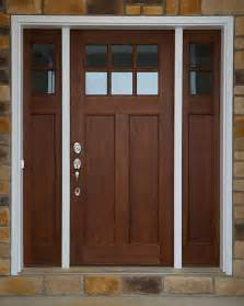 Styles Of Front Doors Craftsman Style Front Door Craftsman Style Front Doors
