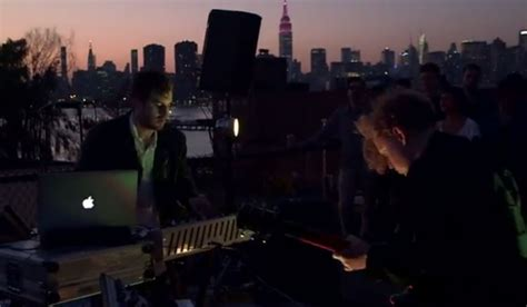 Darkside Live In The Boiler Room Nyc by Darkside S Boiler Room Performance On A New York Rooftop Fact Magazine News New