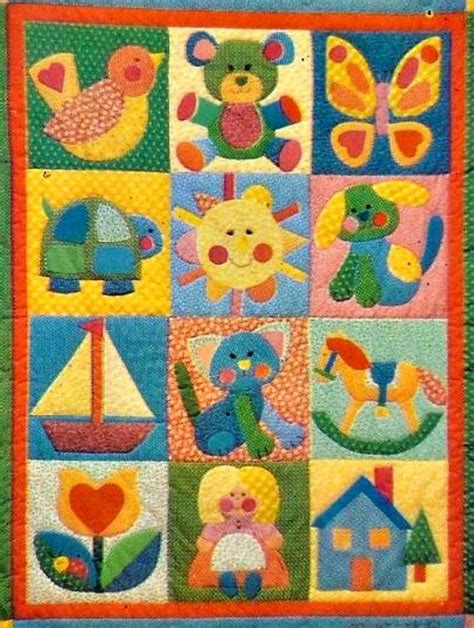 Patchwork Shapes - 1373 best quilt baby images on baby