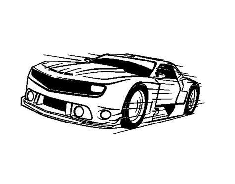 Coloriage De Voiture De Sport Rapide Pour Colorier Coloriage En Ligne Voiture FerrariL