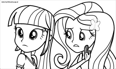 My Little Pony Equestria Girl Twilight Sparkle Coloring Pages Mlp Eg Coloring Pages
