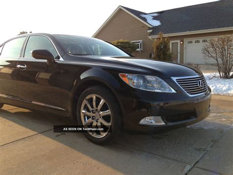 lexus coupe 2008 2008 lexus ls460 l sedan 4 door 4 6l