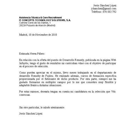Modelo Curriculum Upm Jchanchez Carta De Presentaci 243 N Y Curriculum