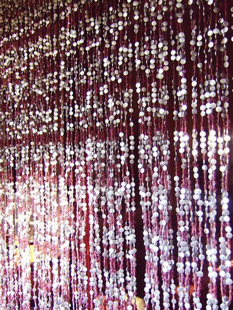 silver bead curtains purple silver bead curtain good photo backdrop or