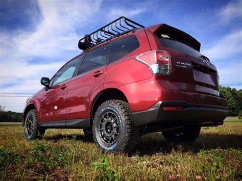 subaru lift kit forester lift kits gallery ct subaru attention to detail