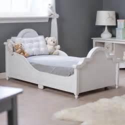 Kidkraft raleigh toddler bed white 86941 toddler beds at hayneedle