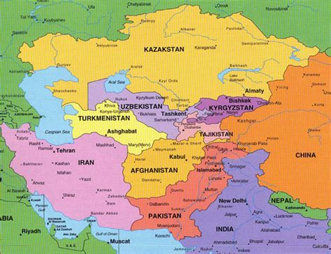middle east map kyrgyzstan asia and middle east and eastern europe map flickr photo