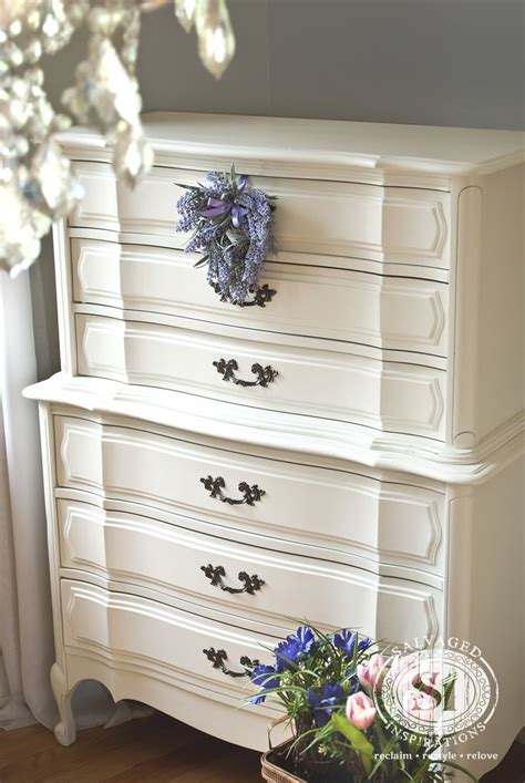 vintage white provincial bedroom furniture classic provincial dresser restyled with