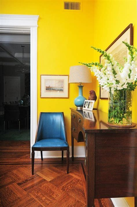 home design with yellow walls 25 best ideas about bold living room on pinterest