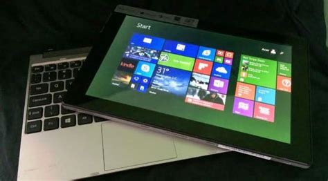Harga Acer One S1001 harga acer one 10 terbaru tablet notebook multifungsi