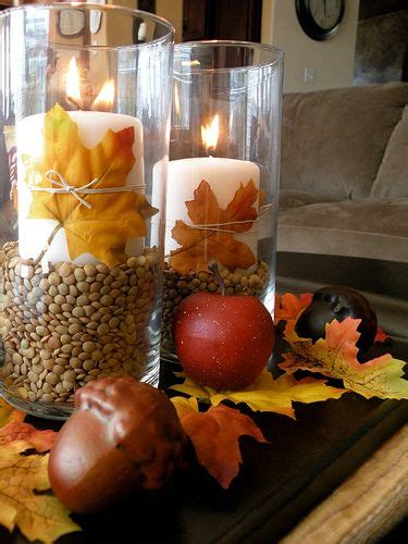 Creativity In Home Decoration by Inspiring Autumn Decorations Lifepopper