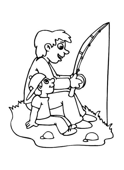 fishing coloring pages fishing coloring page www pixshark images