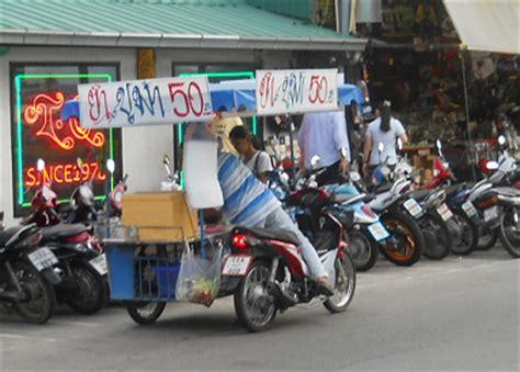 Dreirad Motorrad H Ndler by In Thailand Fehlt Aufkl 228 Rung Beispiel Pattaya