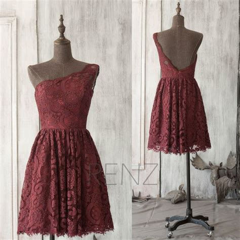25  best ideas about Maroon bridesmaid dresses on