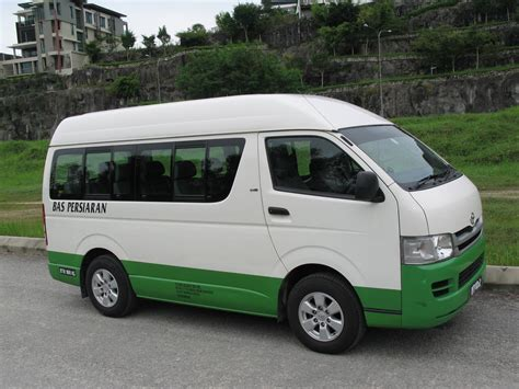 nissan family van malaysia travel transportation
