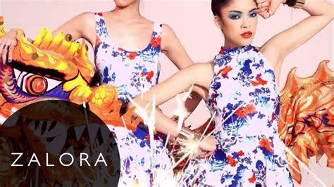 new year collection zalora fashion 69 lunar year collection zalora womenswear