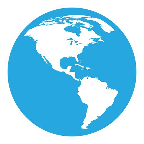 global map vector free vector graphic world earth globe planet global