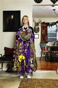 How To Make Wrist Corsage Giant Texan Corsages Is This A Thing Gbcn