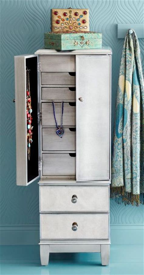 Pier One Hayworth Jewelry Armoire by 1000 Ideas About Jewelry Armoire On Armoires