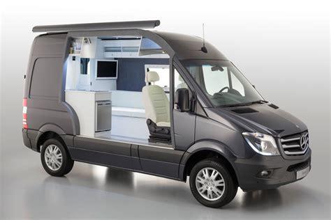 Mercedes Sprinter Caravan by 2014 Mercedes Sprinter Caravan Concept Revealed