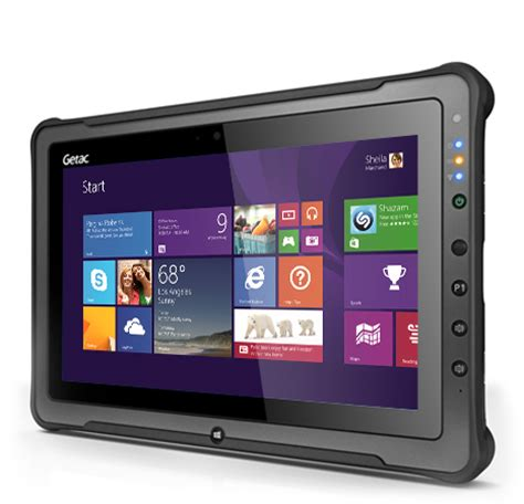 Rugged Tablets Uk by Getac News Getac Launches A New Era In Rugged Mobile