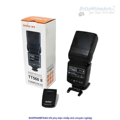 Flash Godox Tt520 Ii shopnhiepanh flash godox tt560 ii giảm gi 225 10