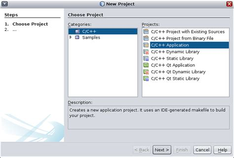 netbeans tutorial for c netbeans ide c c projects quick start tutorial
