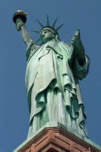 statue of liberty copper color cda press releases june 28 2011 happy birthday