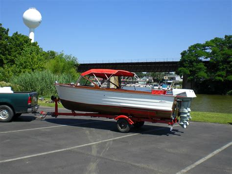 boat canvas vermilion ohio lyman 1961 for sale for 5 000 boats from usa