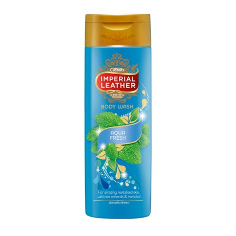 Sabun Imperial jual imperial leather wash aqua fresh bottle 200 ml jd id
