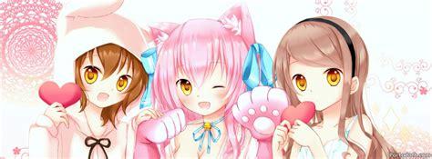 imagenes de anime kawaii para portada de facebook portadas para facebook de anime 2 im 225 genes taringa