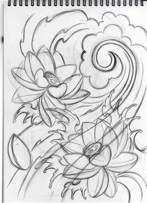 Lotus Flower Tattoo » Home Design 2017
