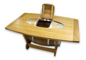 Ordinaire Deco Table Basse Salon #2: Table_basse_tonneau_55_litres_ouverte.jpg