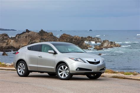 acura official official 2010 acura zdx four door sports coupe revealed