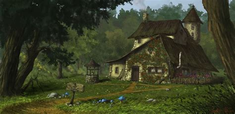The Witch S House by Witch S House By Jameli On Deviantart
