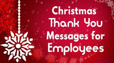 christmas quotes for staff for appreciation thank you messages for employees
