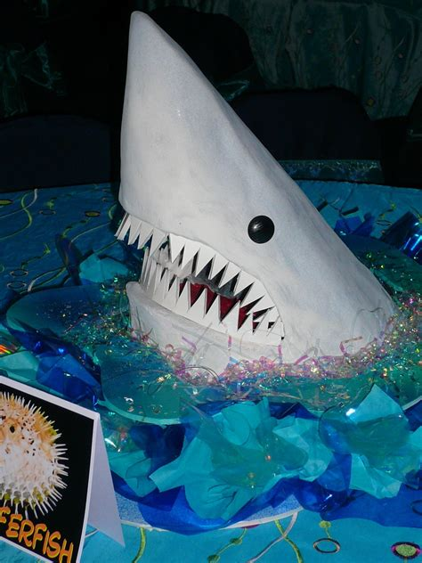 How To Make A Paper Mache Shark - musing with marlyss winter s coming so tropical