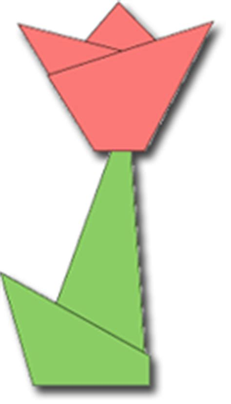 cara buat origami bunga iris gys