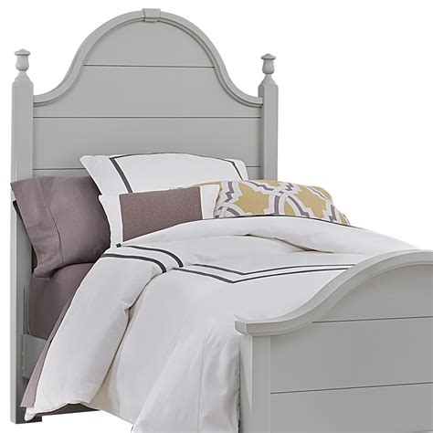 cottage headboard vaughan bassett cottage bb22 558 full queen panel