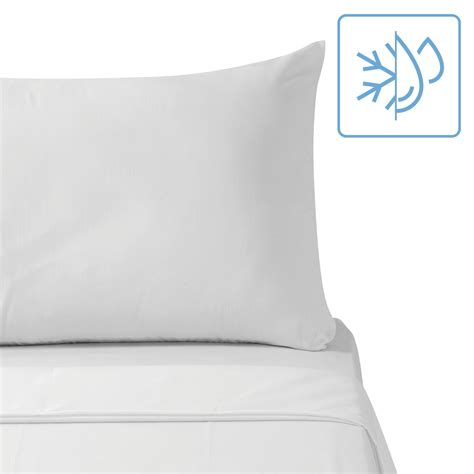 moisture wicking cooling pillow sheets