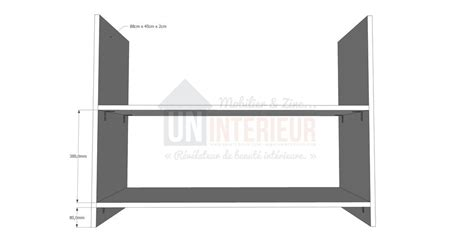 Fabriquer Comptoir Bar by Fabriquer Un Comptoir De Bar Le Construire En 3 233