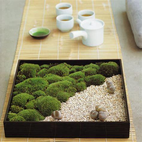 japanisch wohnen indoor garten wohndesign mit pflanzen amicella
