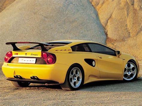 Lamborghini Rarest Car 5 Lamborghini Concept Cars